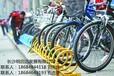 哈尔滨优质螺旋式自行车停车架,电动车停放架产品