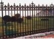 供应禄劝最早研制玛钢围栏球墨围栏铸铁围墙铸铁护栏