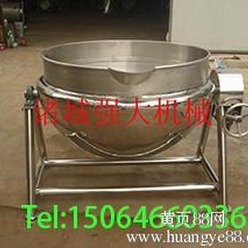 经济高效实用的夹层锅,强大食品机械厂