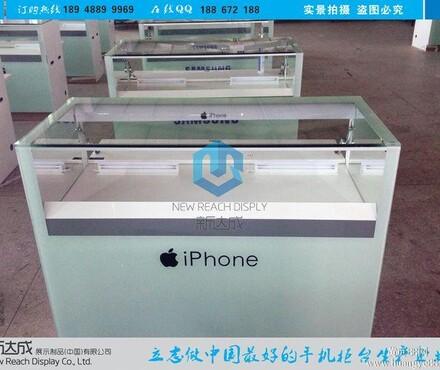 苹果手机配件柜