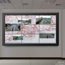 重庆销售三星46寸55寸液晶拼接监控墙的厂家