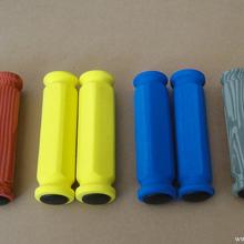 深圳厂家批发橡塑零配件塑料手柄海绵把套塑料把套把套批发