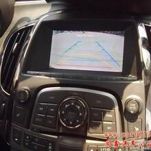 别克新君越原车屏加装GPS导航南京无锡江阴