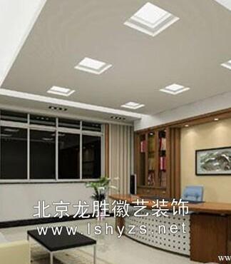 北京老板办公室装修设计 -办公室装修 黄页88网