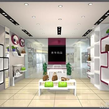 深圳南山南油华侨城店铺装饰设计公司