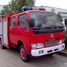 河南HN郑州装水2吨民用消防车技术升级,性能更佳图片