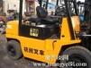 安徽黄山二手叉车回收柴油机叉车回收