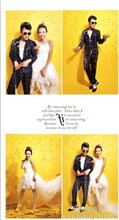 男同也玩婚纱摄影个性写真重庆婚纱摄影米拉摄影