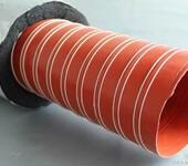 保温耐高温软管,耐高温风管,高温风管,机动车尾气排放高温风管