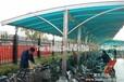合肥小型车篷设计芜湖玻璃停车棚