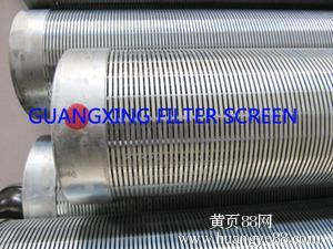 V型丝不锈钢滤水管