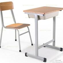 胶合板课桌椅,学生课桌椅,培训中心课桌椅,学校家具