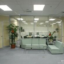 高隔间玻璃隔墙办公隔断铝型材大量现货