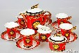 供应定做陶瓷咖啡具高档礼品咖啡具