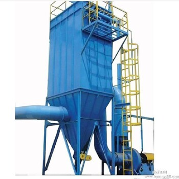 LY系列滤筒式脉冲除尘器的工作原理 -脉冲除尘器