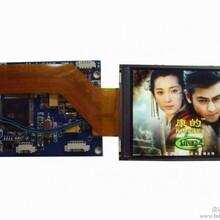 深圳供应高清日立3寸AV输入显示模组