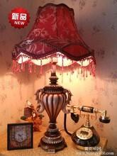 供应欧式台灯图片欧式蕾丝台灯生产厂家创意台灯批发卧室创意床头灯