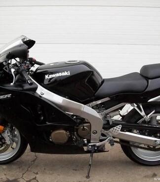 川崎ZZR600摩托车跑车川崎摩托车报价 -川崎ZZR600
