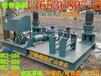 湖州工字钢弯拱机操作注意事项型材弯曲机直销