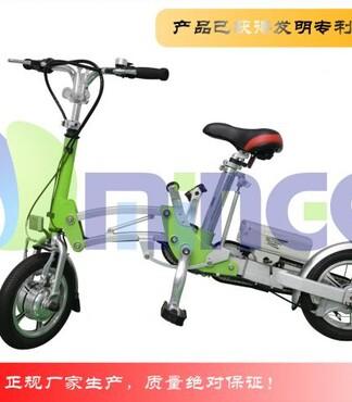 智能折叠电动自行车 锂电自行车 自行车锂电池,汕头明琪新能源供应 -