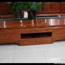 仿古家具-明清居红木家具-富贵红木电视柜