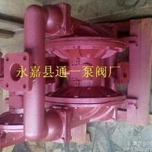 QBK气动隔膜泵产品特点QBK气动隔膜泵优势图片