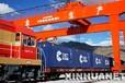 连云港到中亚五国国际铁路运输