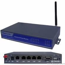 工业WiFi无线路由器工业四口路由器图片