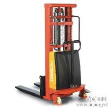 上海诺力1吨堆高车,松江诺力叉车维修,诺力外置充电堆高车