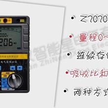 Z2020系列智能绝缘电阻测试仪