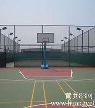 【塑胶跑道上海厂家施工宜兴塑胶篮球场图片价格_图片价格|图片】-