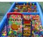 天津决明子沙滩池多少钱?彩色沙滩池厂家直销
