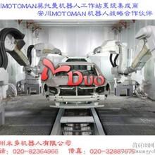 莫托曼喷涂机器人工作站安川motoman喷涂机械手系统工作站