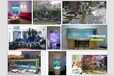 广州定做各类鱼缸龙缸海鲜池假山鱼池超白鱼缸厂家直销