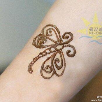 曼汉迪海娜手绘加盟将首次参展中国广州美博会