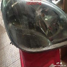 奔驰s320w220大灯带疝气机盖中网前嘴原装拆车件