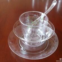 2014最新投资创业项目,一次性水晶餐具