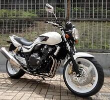 本田CB400图片