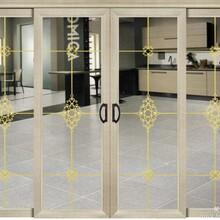 豪华铝合金门窗推拉门吊趟门平开门