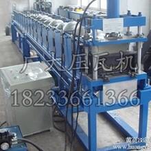 312屋嵴瓦压型机
