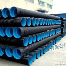 给排水管材-HDPE双壁波纹管