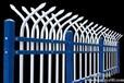 河北省沧州锌合金围栏,沧州锌钢围墙护栏,园林景观沧州仿竹篱笆围栏
