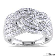 满镶锆石戒指欧美款式女士饰品中国饰品工厂