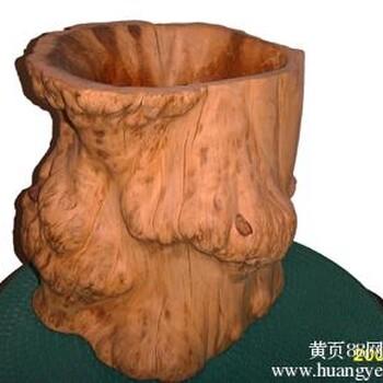 【青临艺苑馆根雕笔筒质量优质欲购从优_根雕笔筒制作工艺价格|图片