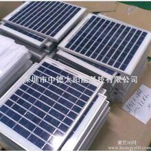 18v10W太阳能电池板太阳能组件太阳能充电板