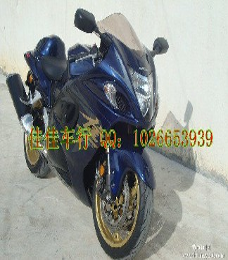 价出售全新原装铃木GSX-R1300(K8隼摩托车_本田摩托车价格|图片图片