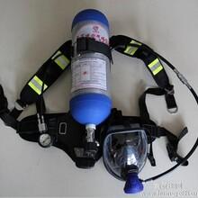 北京正压式空气唿吸器/6.8L空气唿吸器供应批发图片