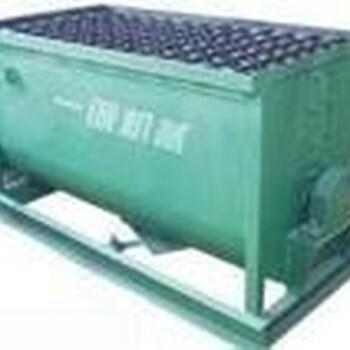 廣西南寧700x1500臥式攪拌機鄭州一誠機械制造商