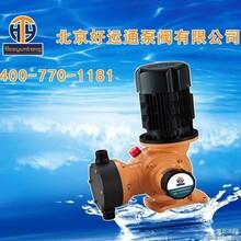 广州隔膜系列计量泵价格