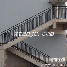 组装式楼梯扶手厂家直供新型免焊接楼梯扶手图片